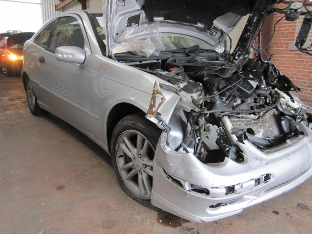 Parting out a 2003 Mercedes C-Class