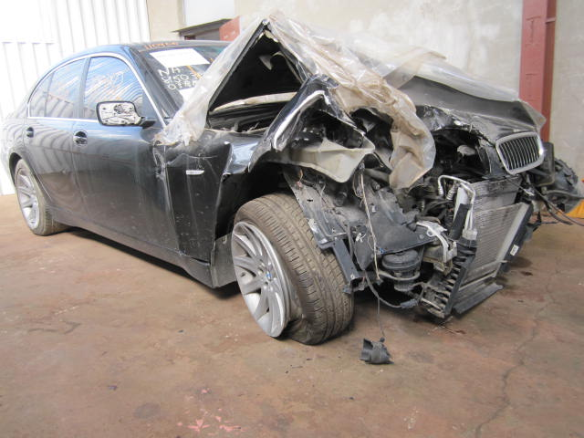 Parting out a 2003 BMW 745i
