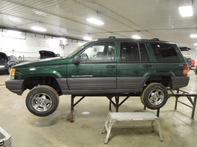 1997 jeep grand cherokee 4x4 transfer case 20783708. Black Bedroom Furniture Sets. Home Design Ideas