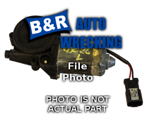 Toyota RAV 4 2008 Power Window Motor 617-58712 RFA084