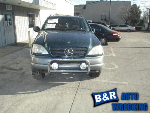 Mercedes benz ml320 1998 transfer case assembly 21683513 for Mercedes benz transfer case recall