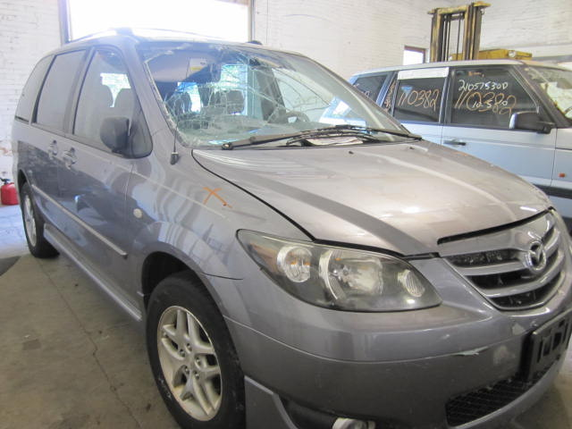 Parting out a 2004 Mazda MPV