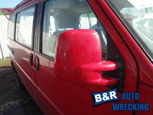 2002 Volkswagen Eurovan Right Side Mirror 128-61534R ECB461