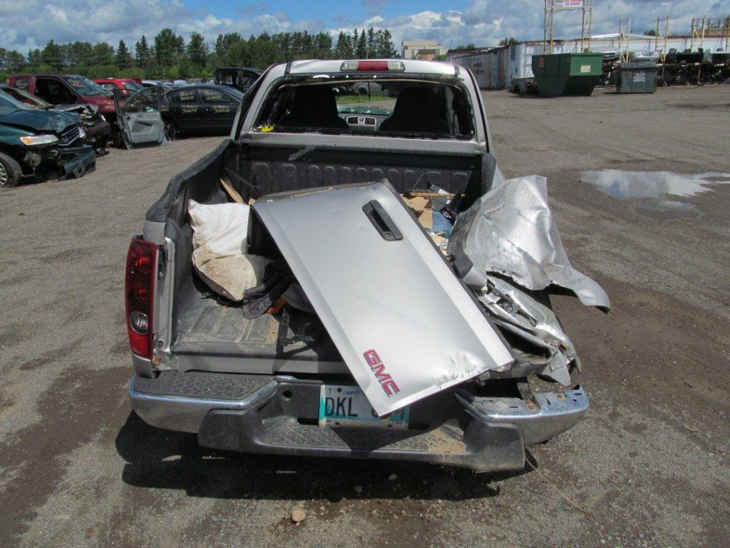 GMC  CANYON 2006 For Parts 304167