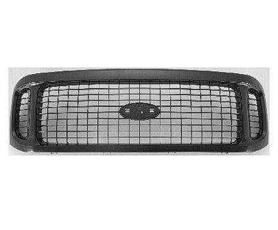 New GRILLE FORD EXCURSION 2001-2004 PN FO1200449