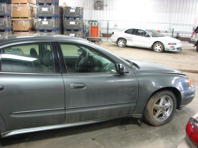 2004 pontiac grand am starter motor 80885 miles 20242693. Black Bedroom Furniture Sets. Home Design Ideas