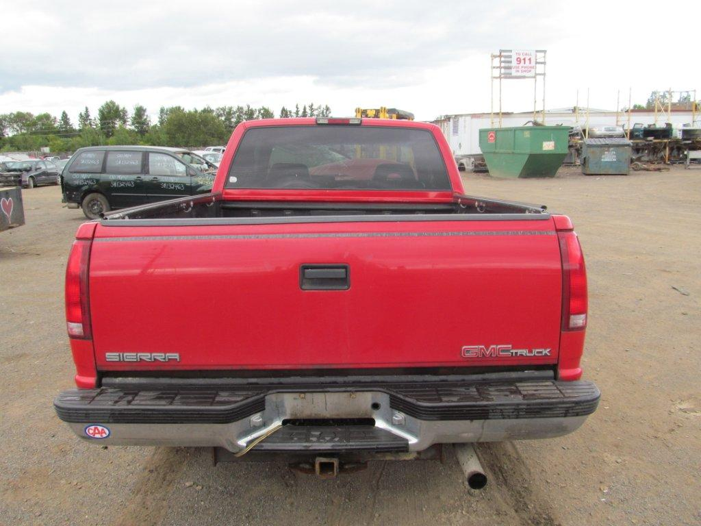 GMC  GMC 1500 PICKUP 1994 For Parts