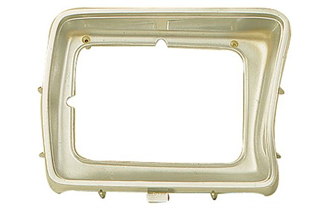 1978-1979 FORD F-SERIES: F150 PICKUP / 1978-1979 FORD BRONCO HEADLIGHT BEZEL - PASSENGER SIDE
