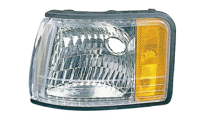 1997-1999 CADILLAC DEVILLE / CADILLAC CONCOURS / CADILLAC D-ELEGANCE SIDE MARKER LIGHT - DRIVER SIDE