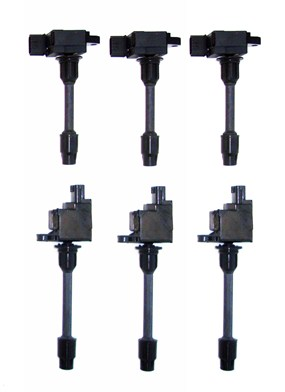 Ignition Coil Set of 6 for Infiniti Nissan