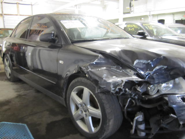 Parting out a 2003 Audi A4