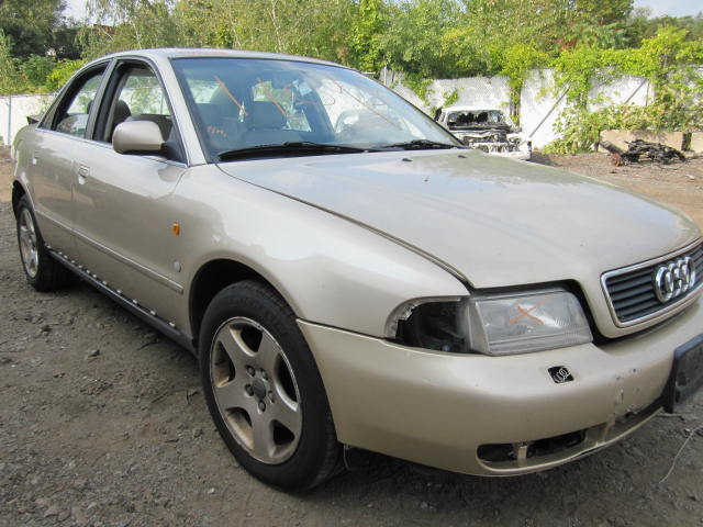 Parting out a 1997 Audi A4