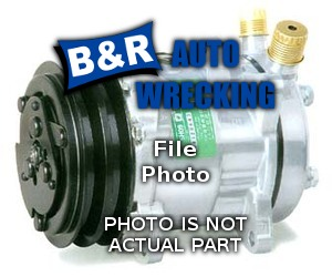 Mercedes-Benz S430 2001 Air Conditioner Compressor With Clutch