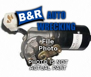Mercedes-Benz 300CD 1985 Wiper Motor, Windshield