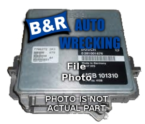 Suzuki SWIFT 1998 Electronic Engine Control Module 590-58073 AFC007