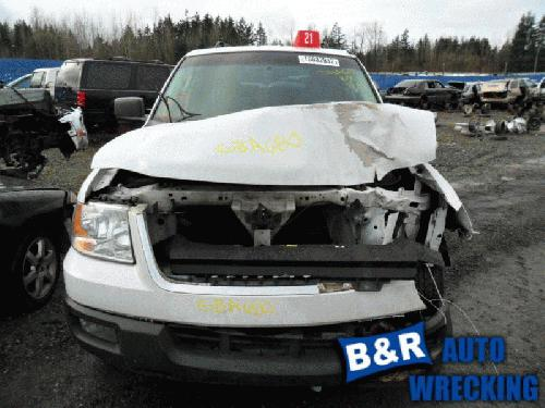2005 Ford Expedition <em>Spare</em> Wheel Carrier