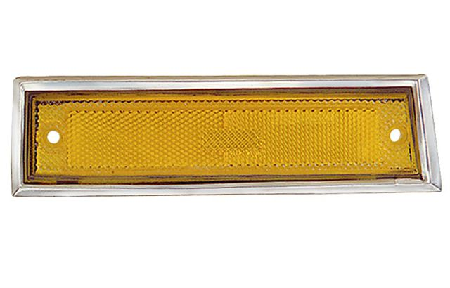 1978-1987 CK / 1987-1991 RV / SUBURBAN / BLAZER / JIMMY / YUKON / SIERRA SIDE MARKER LIGHT PASSENGER