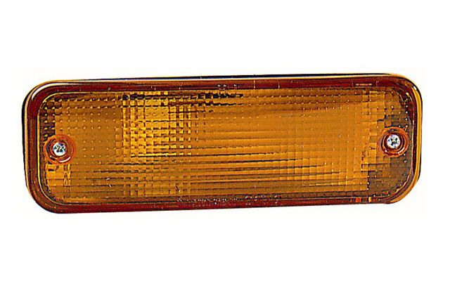 1988-1990 TOYOTA COROLLA (4/5DR, USA & CANADA BUILT) SIGNAL LIGHT - DRIVER SIDE ASSEMBLY