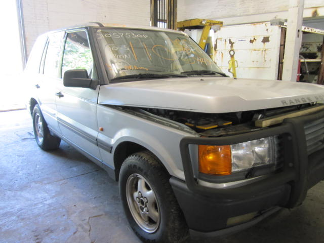 Parting out a 1996 Land Rover Range Rover