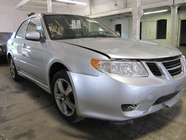 Parting out a 2005 Saab 9-2X