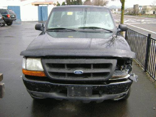 1999 Ford Ranger <em>Spare</em> Wheel Carrier