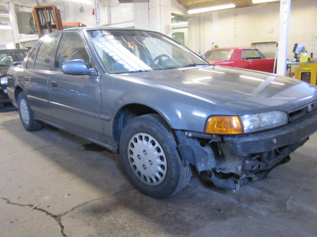 Parting out a 1992 Honda Accord
