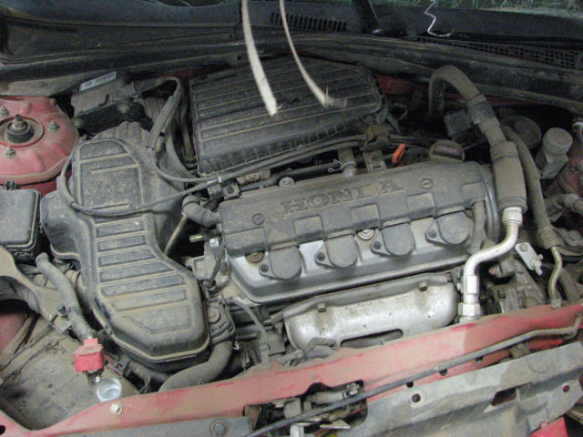Where is the starter? (diagram please) - Honda Civic Forum