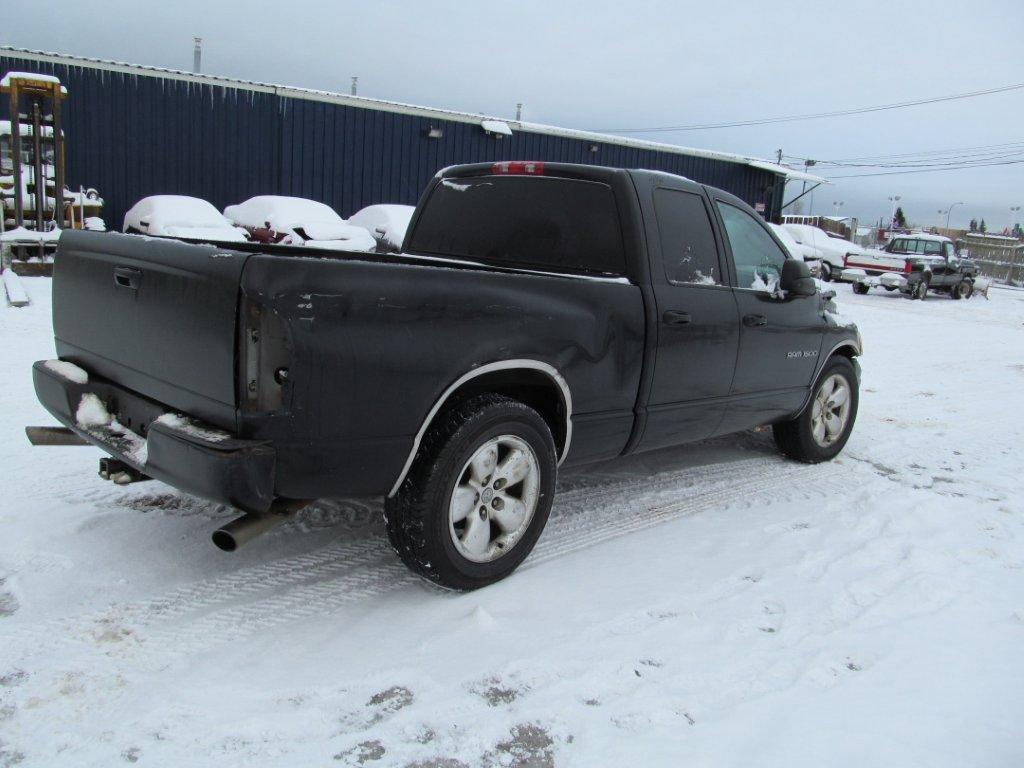<em>Dodge</em>  <em>DODGE</em> <em>RAM</em> <em>1500</em> PICKUP 2002 For Parts