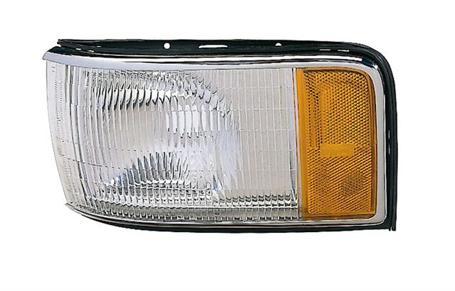1994-1996 CADILLAC DEVILLE / CADILLAC CONCOURS / CADILLAC D-ELEGANCE SIDE MARKER LIGHT - DRIVER SIDE