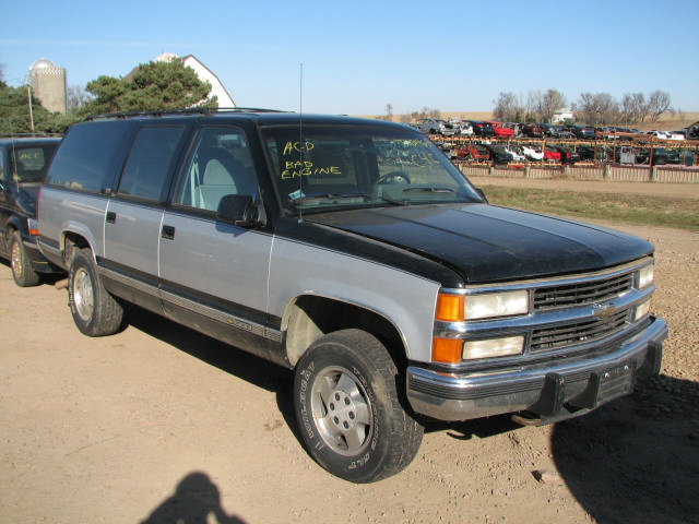1994 CHEVY SUBURBAN 1500 4X4 TRANSFER CASE 1148826