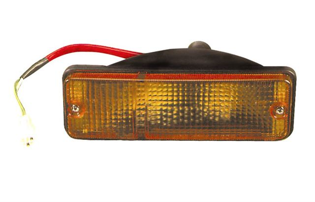 1985-1986 TOYOTA CAMRY / 1985-1988 TOYOTA CRESSIDA SIGNAL LIGHT - DRIVER SIDE ASSEMBLY