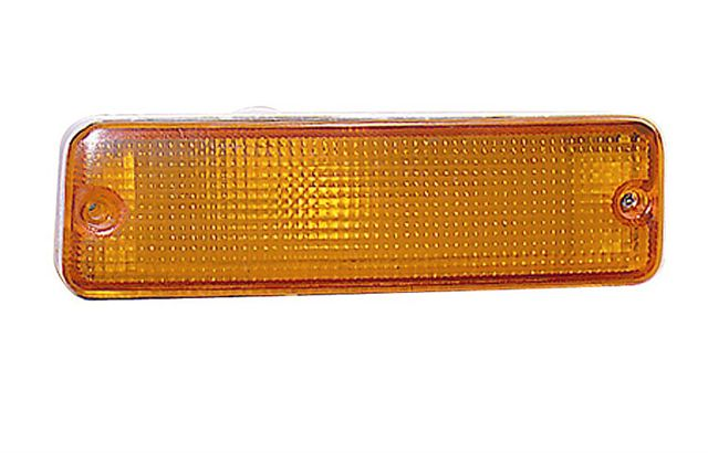 90 NISSAN AXXESS / 1990-1995 NISSAN AXXESS SIGNAL LIGHT - PASSENGER SIDE ASSEMBLY