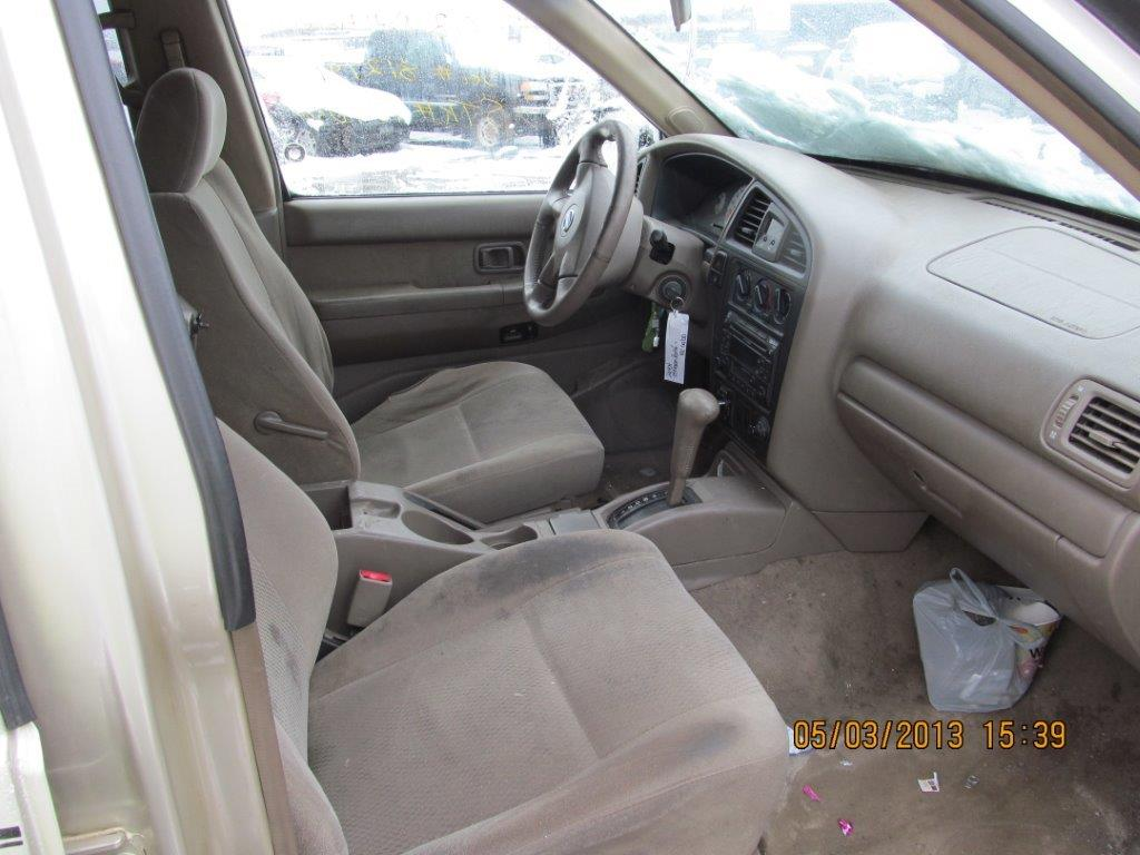 Nissan  PATHFINDER 2003 For Parts 812791