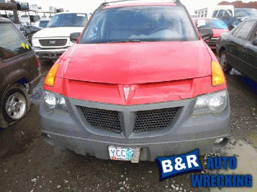 2001 Pontiac Aztek Windshield Wiper Motor  21926709   620