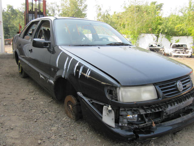 Parting out a 1997 Volkswagen Passat