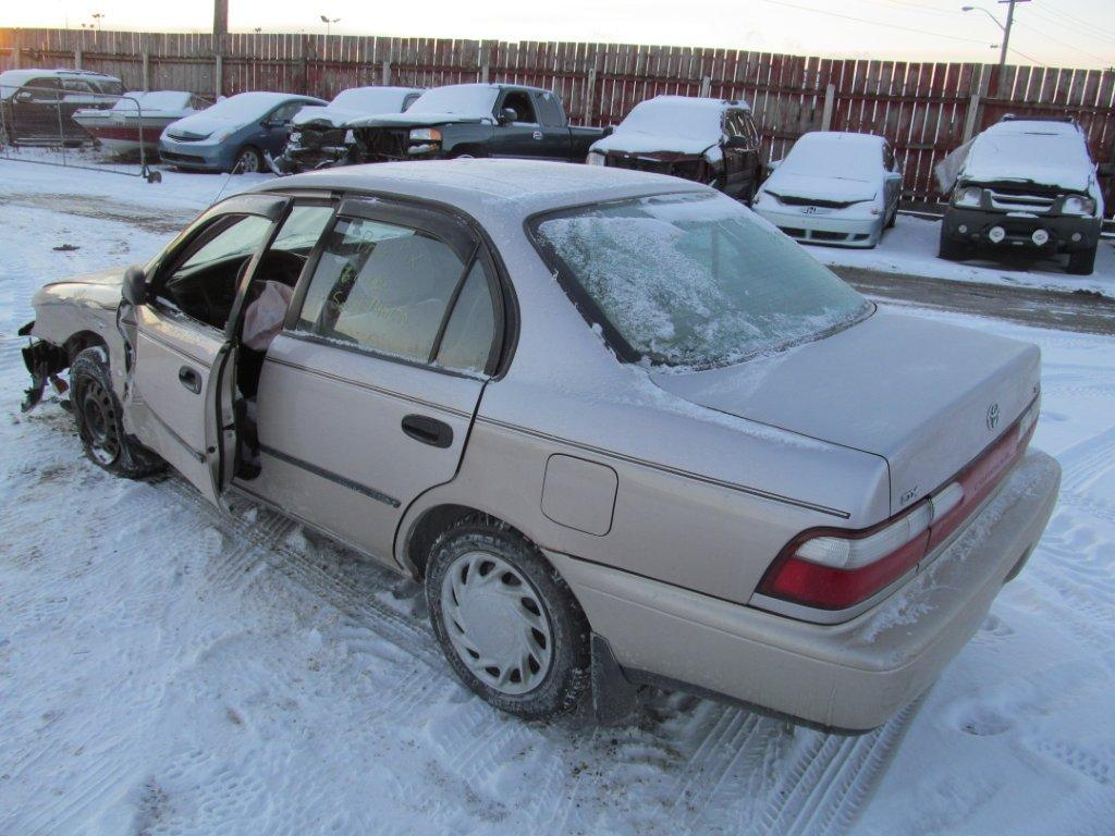 Toyota  TOYOTA COROLLA 1996 For Parts 140670