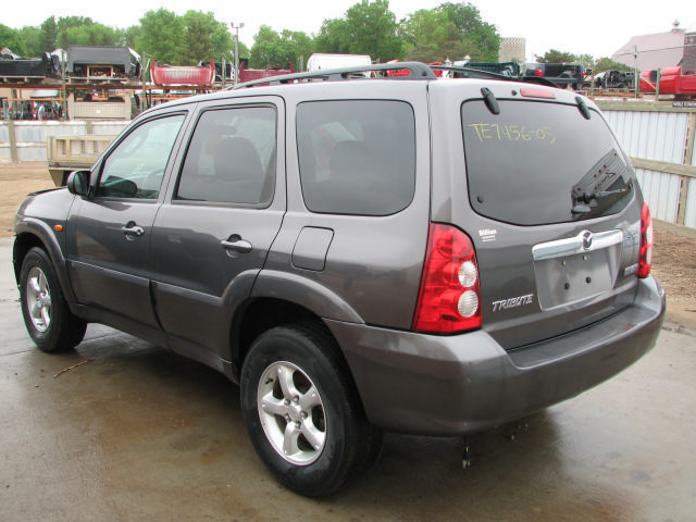 2005 mazda tribute rear axle differential 59766 miles. Black Bedroom Furniture Sets. Home Design Ideas