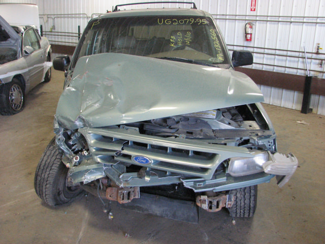 1995 FORD EXPLORER REAR AXLE ASSEMBLY 3.55 RATIO