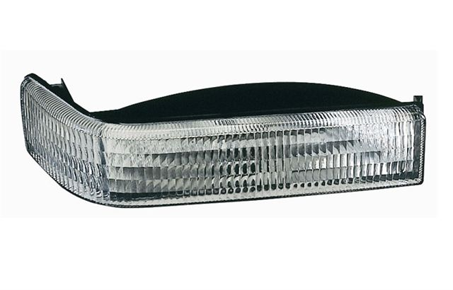 1997-1998 JEEP GRAND CHEROKEE PARK SIGNAL LIGHT - PASSENGER SIDE