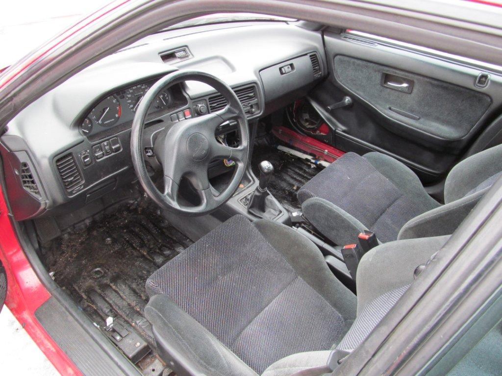 Acura  ACURA INTEGRA 1993 For Parts