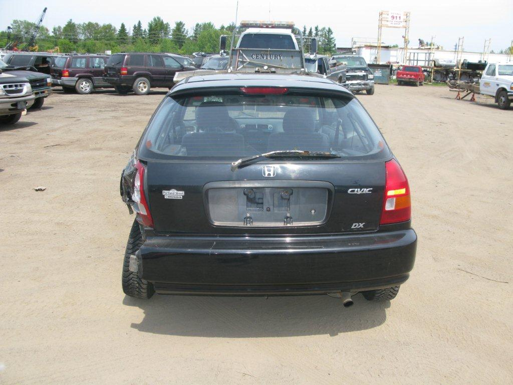 <em>Honda</em>  <em>HONDA</em> <em>CIVIC</em> 1998 For Parts