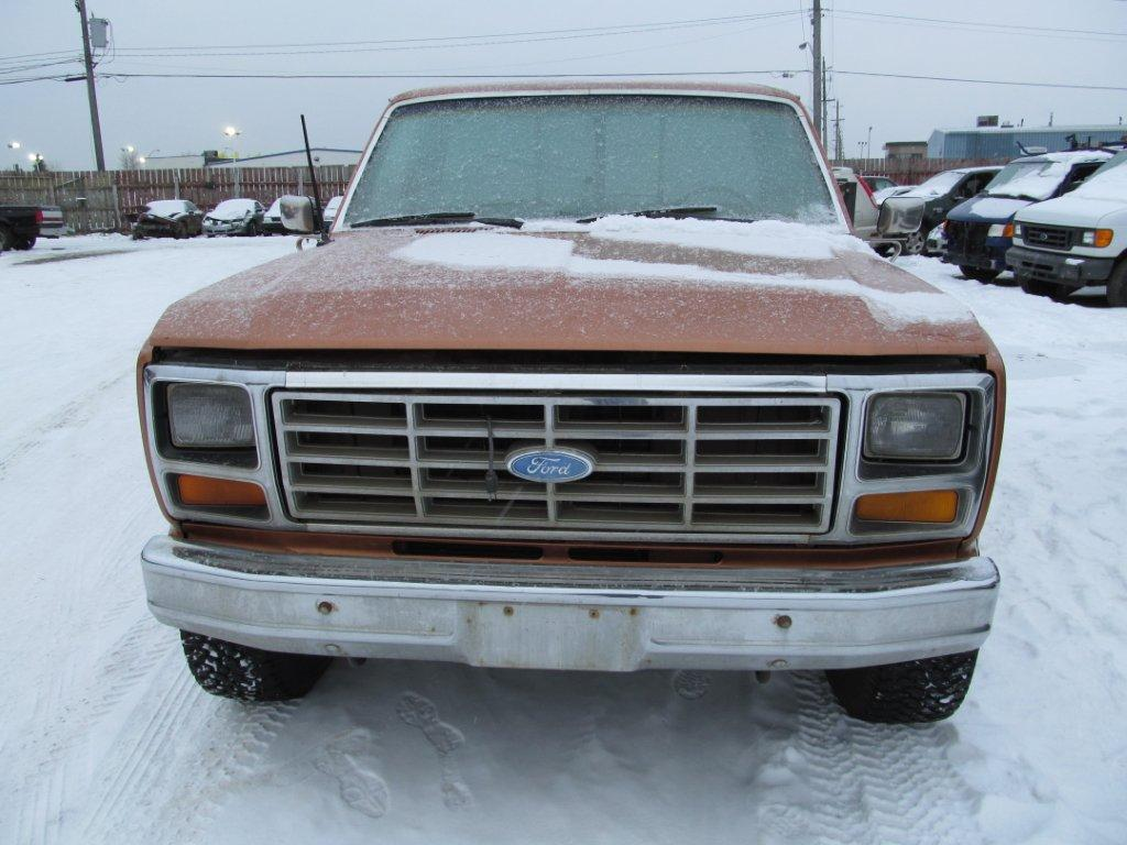 1982 ford f-150 4x4