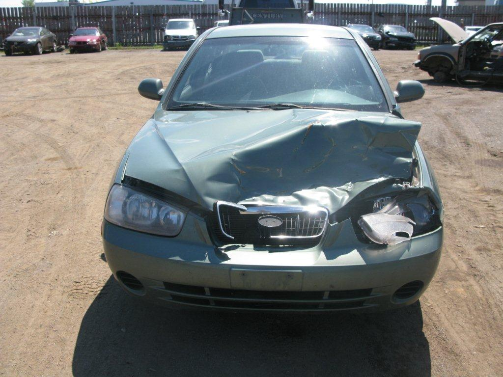 Hyundai  ELANTRA 2003 For Parts