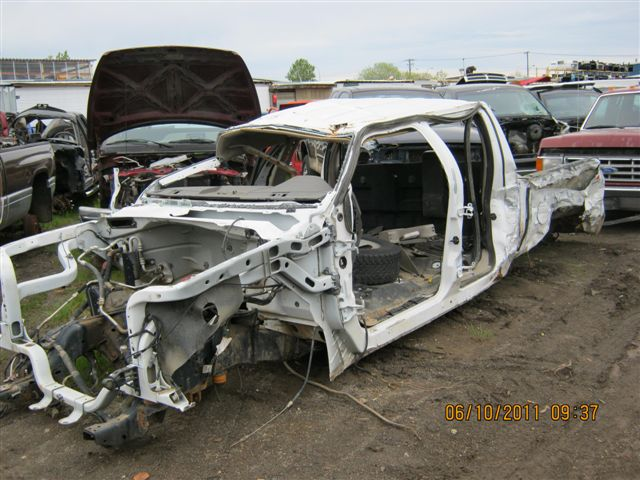 Ford  FORD F250 SUPER DUTY 2009 For Parts