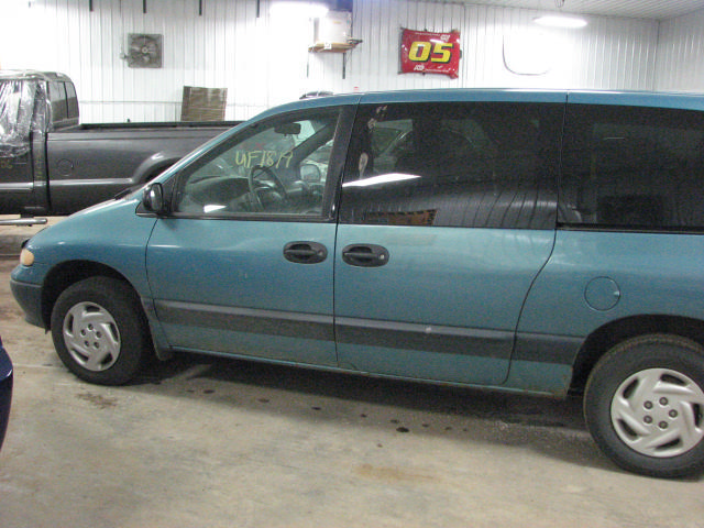 1997 Dodge Caravan Engine Computer Ecu Ecm  20034437   590