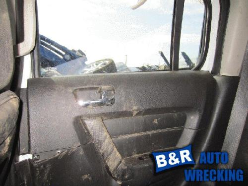 Hummer H3 2007 Interior Door Handle 20947379 229 Am1407