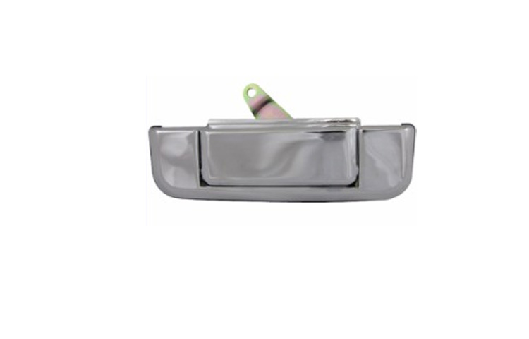 89-95 TOYOTA PICKUP TRUCK <em>TAILGATE</em> HANDLE (CENTER OPEN) (ALL CHROME)