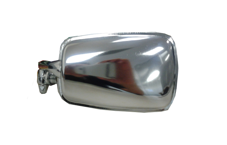 68-78 VOLKSWAGEN BEETLE NON-HEATED MANUAL SIDE MIRROR - DRIVER SIDE