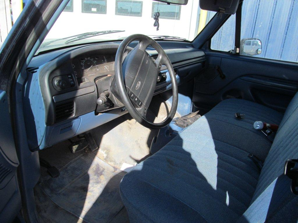 Ford  FORD F150 1995 For Parts
