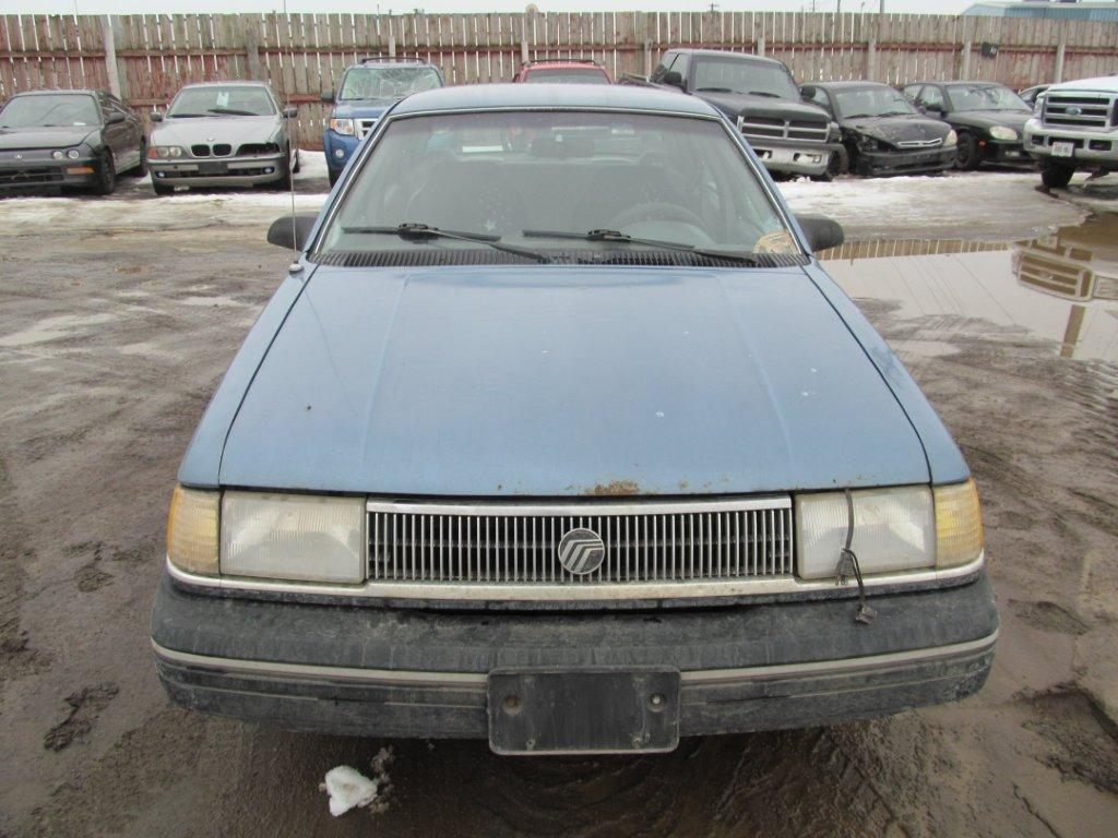 Mercury  TOPAZ 1991 For Parts
